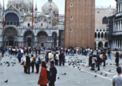 Tourists in San Marco